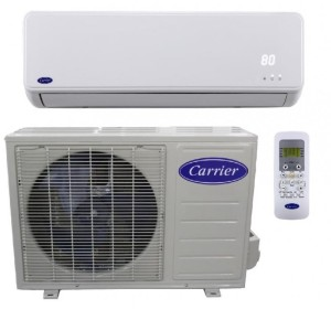 carrier ductless split air conditioning system